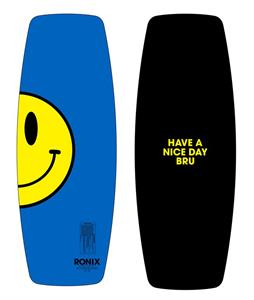 Ronix Hoverboard Wakeskate Zip-A-Dee-Doo Blue/Happy Yellow 42in