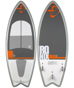 Ronix Koal Fish Blem Wakesurfer Julious Orange/Oliver Silver 4Ft 6in