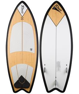 Ronix Koal Fish Wakesurfer Bamboo/White Wash 4ft 6in