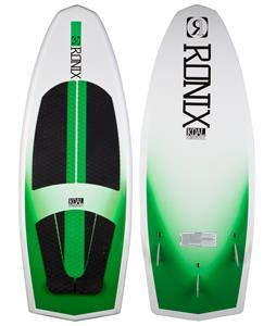 Ronix Koal Power Tail Blem Wakesurfer White Wash/Green Room 4ft 5in