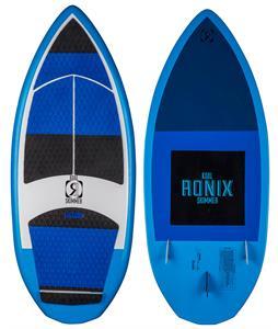 Ronix Koal Skimmer Wakesurfer Blank White/Blueberry Medley