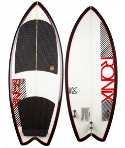 Ronix Koal Wakesurfer White/Red/Black 5ft 6in