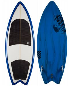 Ronix Koal Wakesurfer Blue Paint Drip 5ft