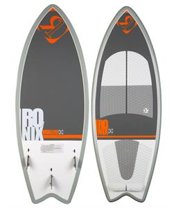 Ronix Koal Fish Wakesurfer Julius Orange/Oliver Silver 5Ft 6In