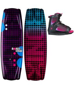 Ronix Krush Wakeboard 134 w/ Luxe Boots