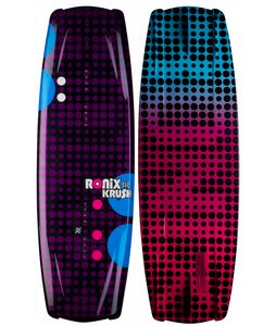 Ronix Krush Wakeboard 128 Polka Flake/Pink/Blue/Black