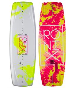 Ronix Krush Wakeboard Metallic White/Highlighter 134