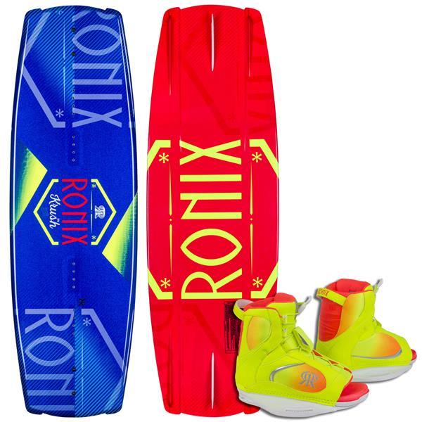 Ronix Krush Wakeboard w/ Luxe Bindings