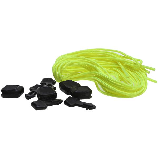 Ronix Lace Locks Kit Set Of 4