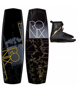 Ronix Mana Wakeboard 139 w/ Kai Bindings