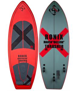 Ronix Marsh Mellow Thrasher Wakesurfer Grey/Red 5ft 2in