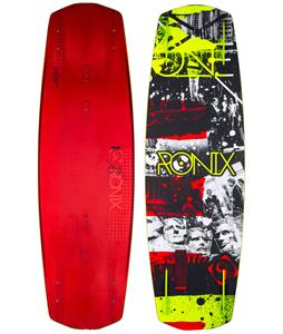 Ronix One ATR Carbon Wakeboard Anodized Red Frosting