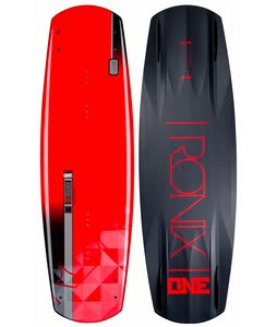 Ronix One ATR Wakeboard Caffeinated Red 146