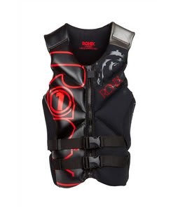 Ronix One Capella CGA Wakeboard Vest Black/Caffeinated Red