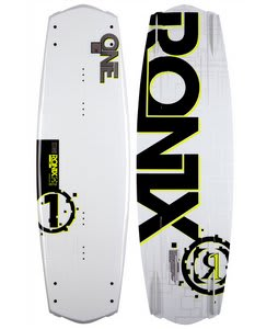 Ronix One Wakeboard Ceramic White 134