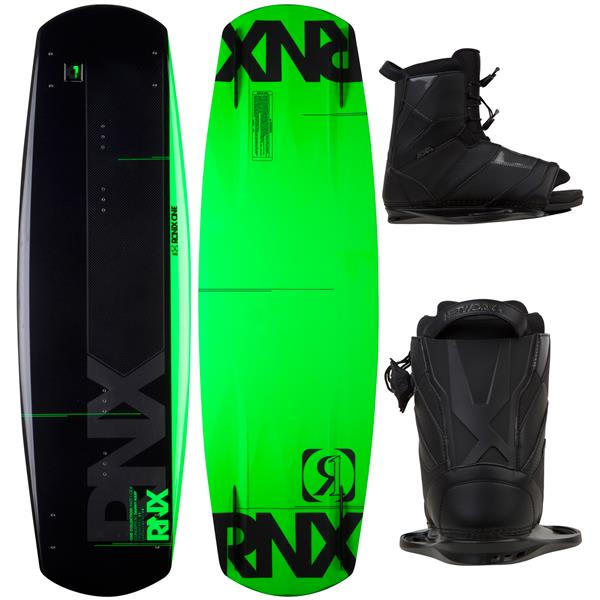 Ronix One Modello Wakeboard w/ Network Boots
