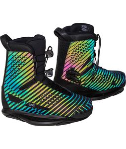 Ronix One Polar Flash Wakeboard Bindings