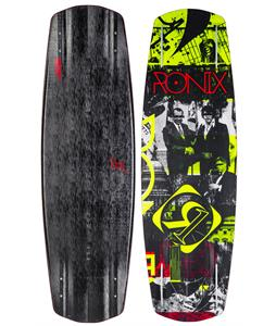 Ronix One Time Bomb Wakeboard Anodized Black