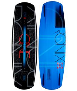 Ronix One Time Bomb Wakeboard Black/Azure/Flake 142