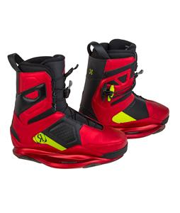Ronix One Wakeboard Boots Anodized Cherryies/Nuclear Yellow