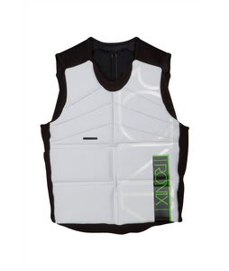 Ronix One Wakeboard Vest White/Mike Lime