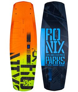Ronix Parks Camber ATR Wakeboard Metallic Volcano Orange