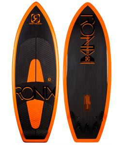 Ronix Parks Carbon Thruster Blem Wakesurfer Thee Juice/Midnight 4Ft 7in