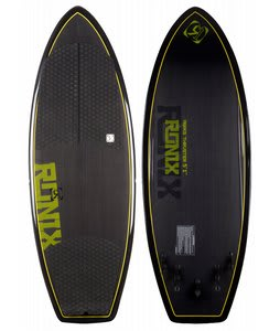 Ronix Parks Carbon Thruster Wakesurfer 4ft 7in