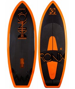 Ronix Parks Carbon Thruster Wakesurfer The Juice/Midnight 5Ft 1In