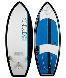 Ronix Parks Thruster Wakesurfer Blue/Black/White w/ Lights 5Ft 7In