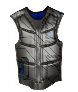 Ronix Parks Wakeboard Vest Grey/Hadron Blue