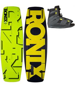 Ronix Phoenix Project S Wakeboard 137 w/ District Boots
