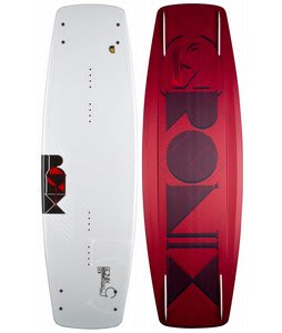Ronix Phoenix Project Sintered Wakeboard White Snow Flake/Red 142