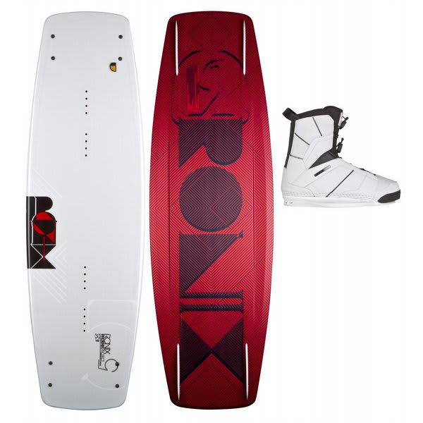 Ronix Phoenix Project Wakeboard w/ Preston Bindings