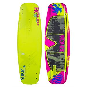 Ronix Quarter Til Midnight ATR Secret Flex Blem Wakeboard