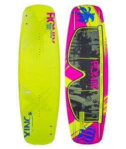 Ronix Quarter Til Midnight Atr Secret Flex Wakeboard Matte Highlighter