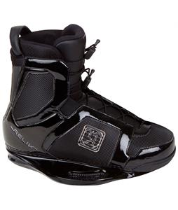 Ronix Relik Wakeboard Boots Black/Chrome Intuition