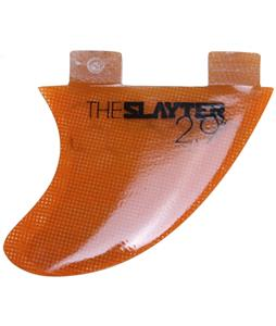 Ronix Slayter Fiberglass Bottom Mount Wakesurf Fin