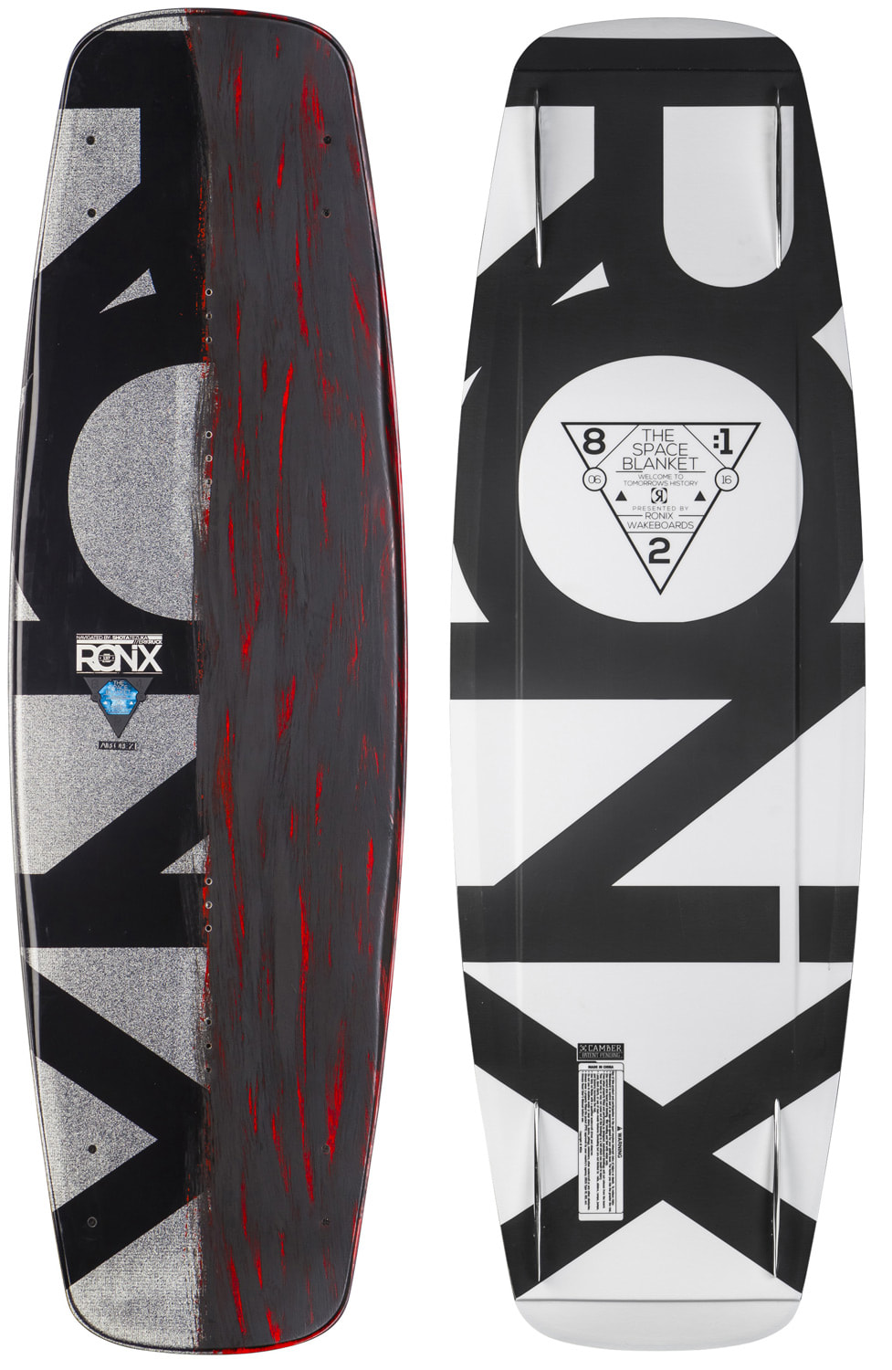 Click here for Ronix Space Blanket Air Core 2 Illuminati Wakeboar... prices