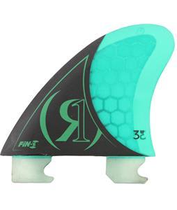 Ronix Tool-Less Fiberglass Left Wakesurf Fin