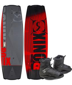 Ronix Vault Wakeboard w/ Divide Bindings