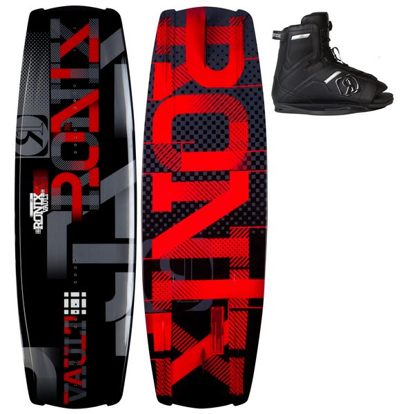 Ronix Vault Wakeboard w/ Divide Boots