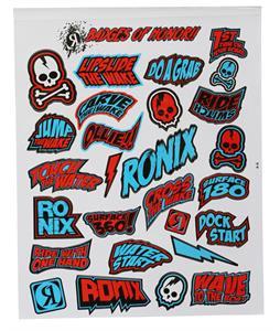 Ronix Vision Sticker