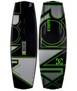 Ronix Viva Modello Wakeboard Black/Tungsten 136