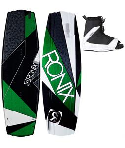 Ronix Viva 140 Wakeboard w/ Viva Boots
