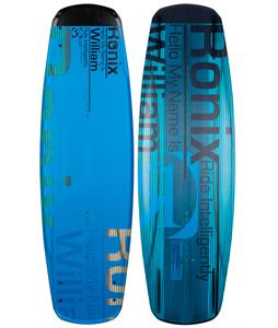 Ronix William Intelligent Core Wakeboard Metallic Gemstone Blue 145