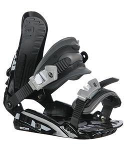 Rossignol HC500 Snowboard Bindings Black/Silver