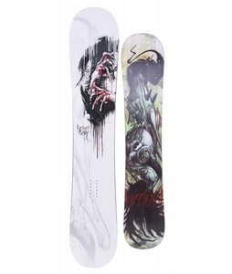 Rossignol Angus Midwide Snowboard 158
