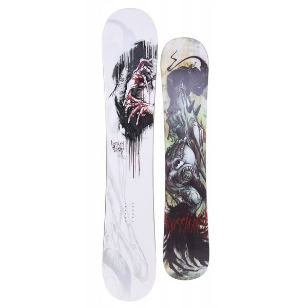 Rossignol Angus Midwide Snowboard