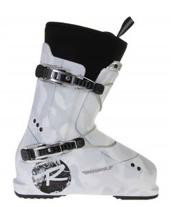 Rossignol SAS FS1 Ski Boots White/Camo